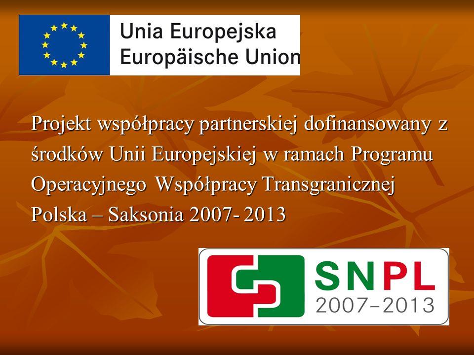 Projekt współpracy partnerskiej dofinansowany z