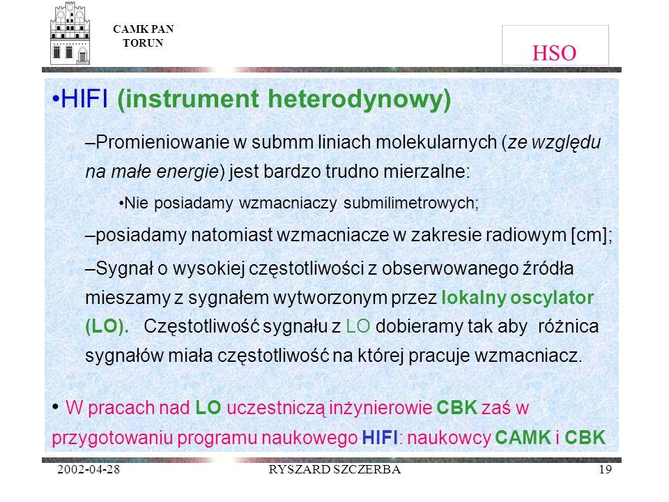 HIFI (instrument heterodynowy)