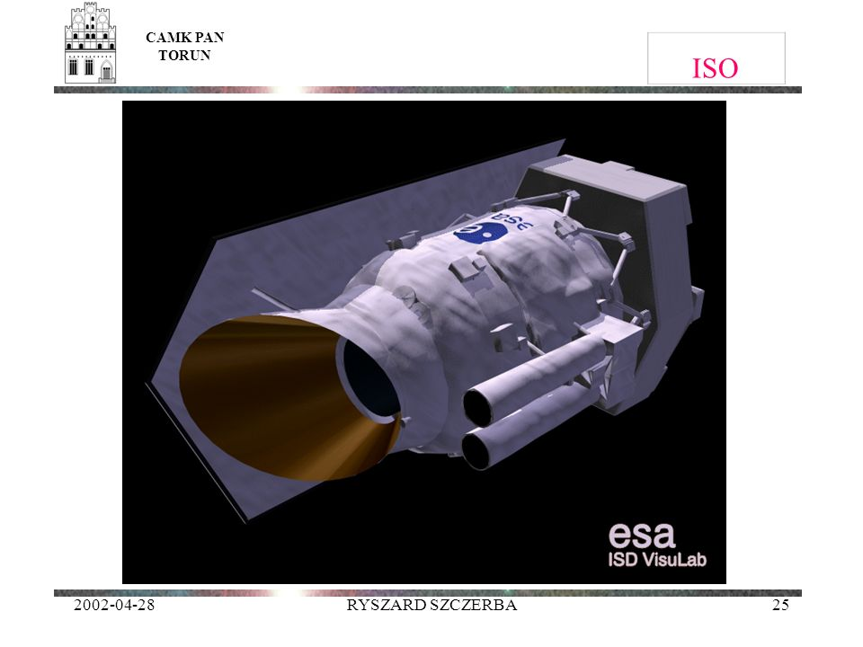 CAMK PAN TORUN ISO 2002-04-28 RYSZARD SZCZERBA