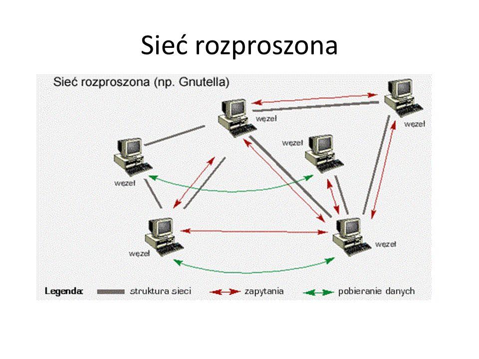 Sieć rozproszona