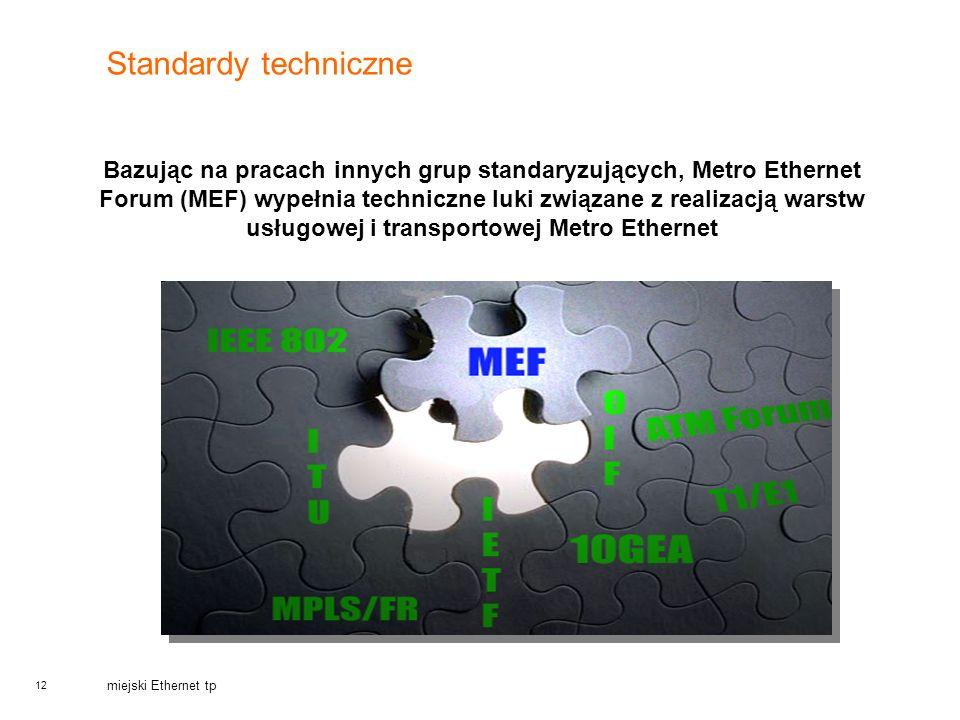 Standardy techniczne