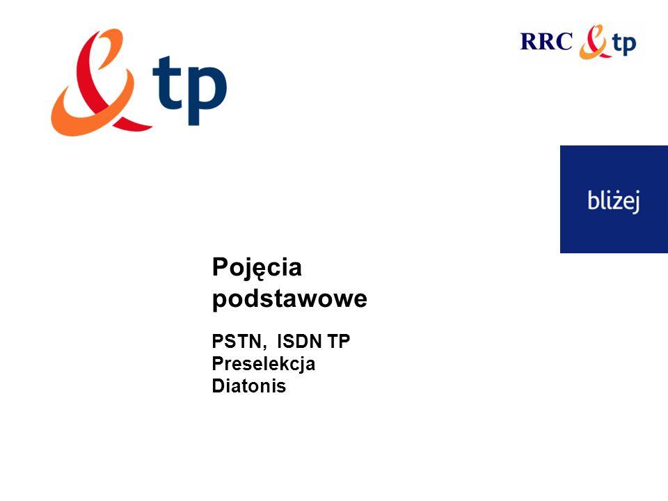 PSTN, ISDN TP Preselekcja Diatonis