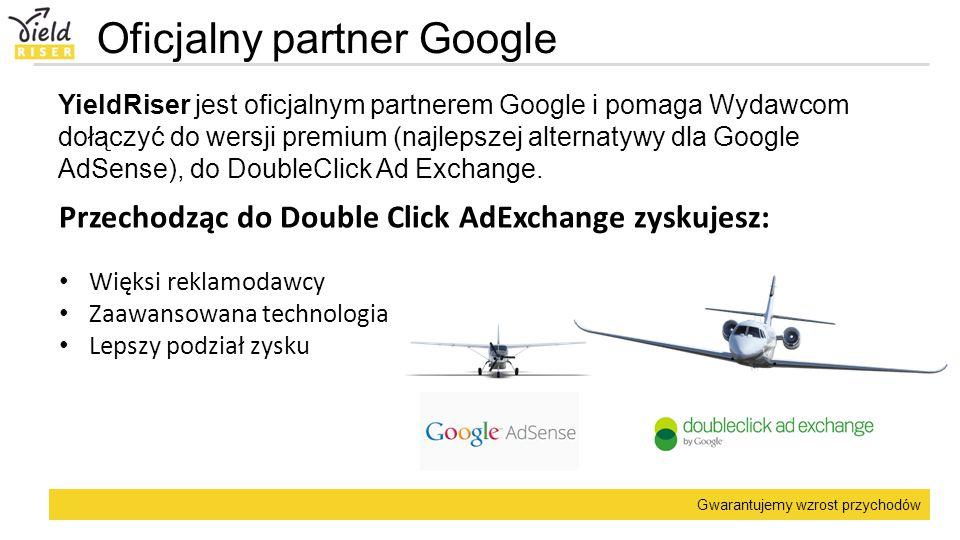Oficjalny partner Google