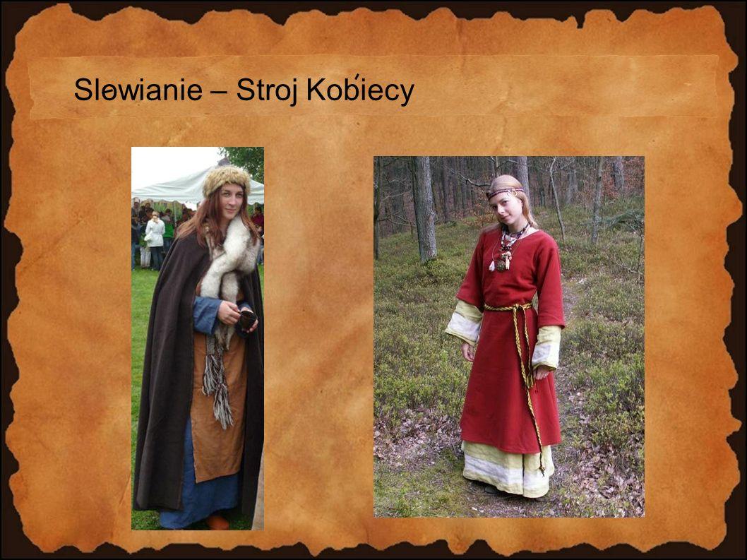 Slowianie – Stroj Kobiecy
