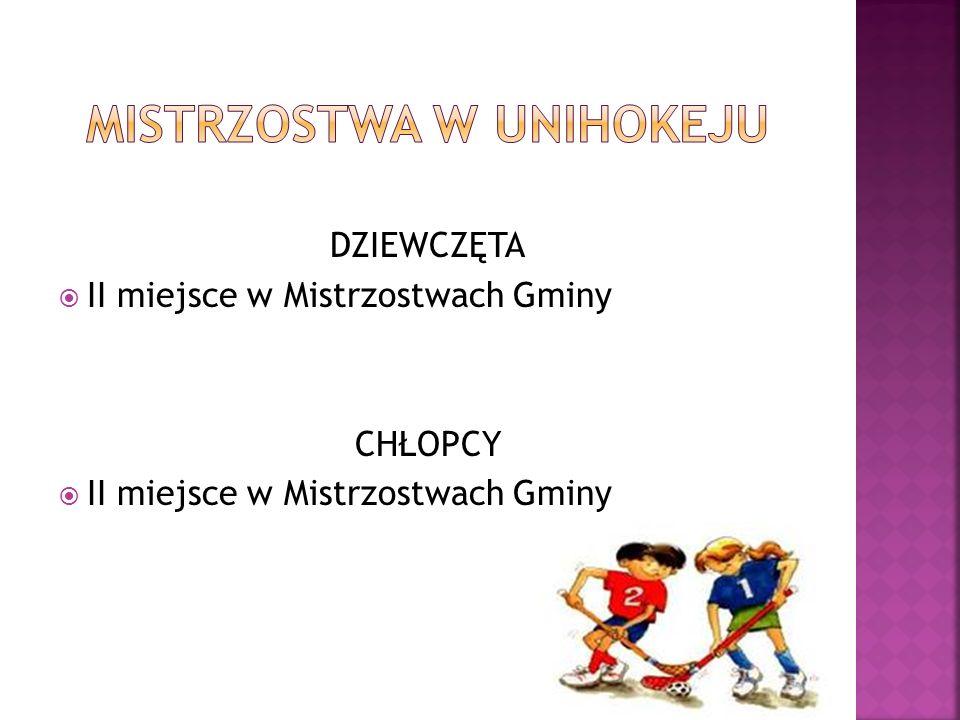 Mistrzostwa w Unihokeju