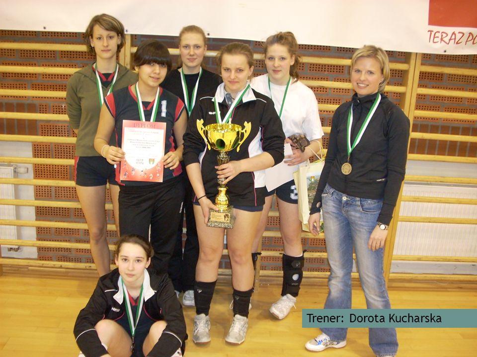 Piłka siatkowa II miejsce w Finale Międzypowiatowej Ligi Piłki Siatkowej Dziewcząt Szkół Gimnazjalnych.