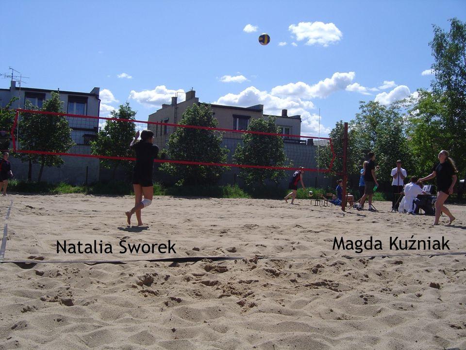 Mistrzostwa w Siatkowej Piłce Plażowej Dziewcząt