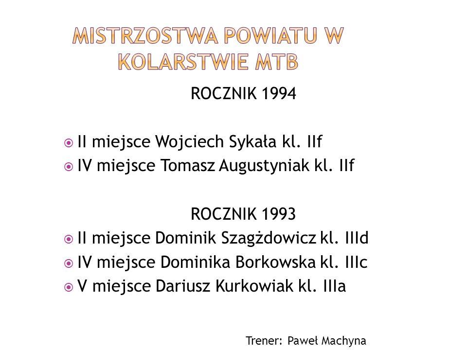 Mistrzostwa powiatu w kolarstwie mtb