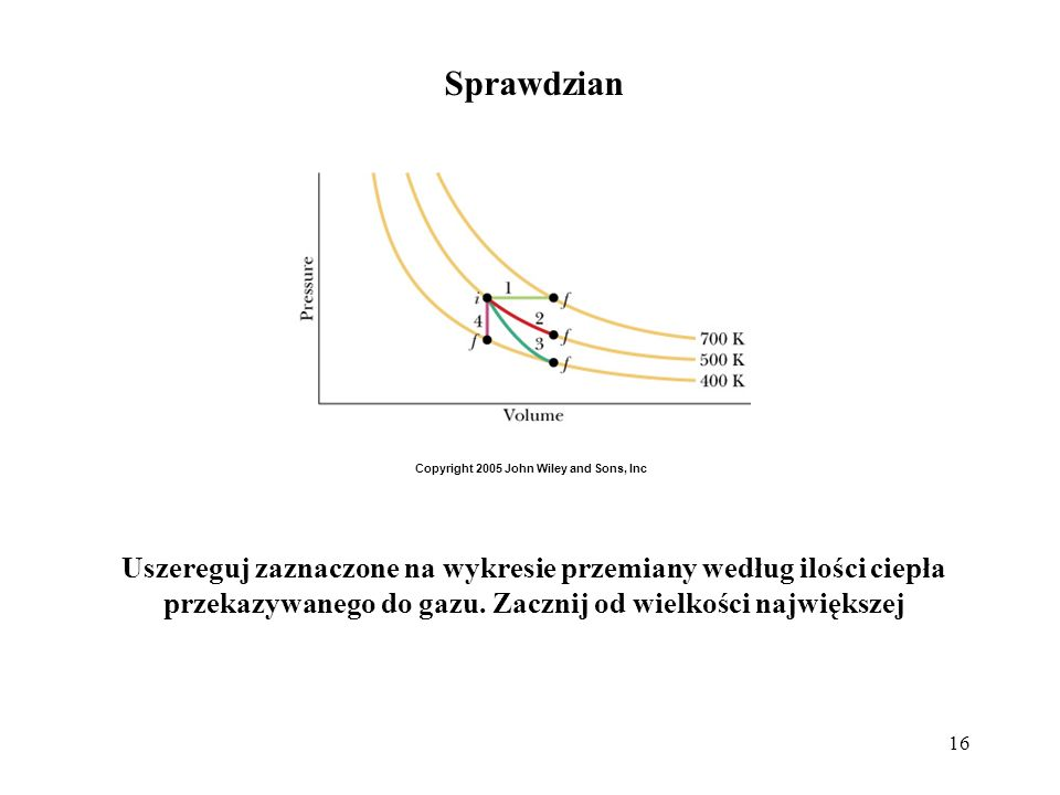 Sprawdzian Copyright 2005 John Wiley and Sons, Inc.