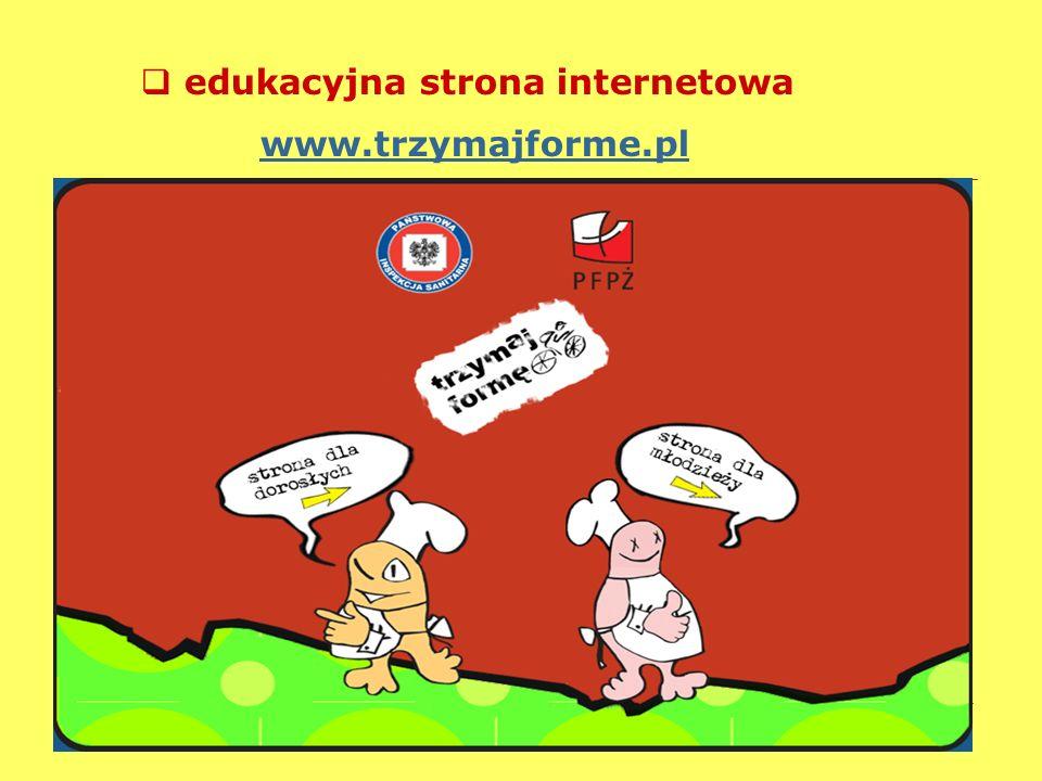 edukacyjna strona internetowa