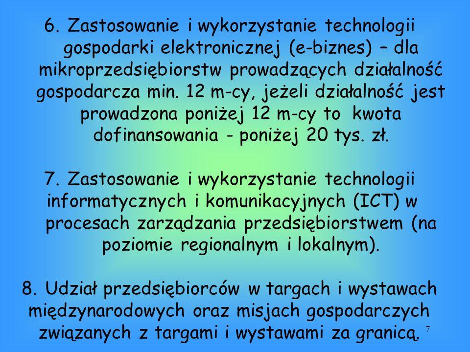 Zastosowanie i wykorzystanie technologii