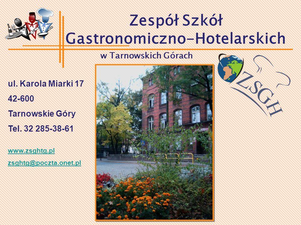Zespół Szkół Gastronomiczno-Hotelarskich