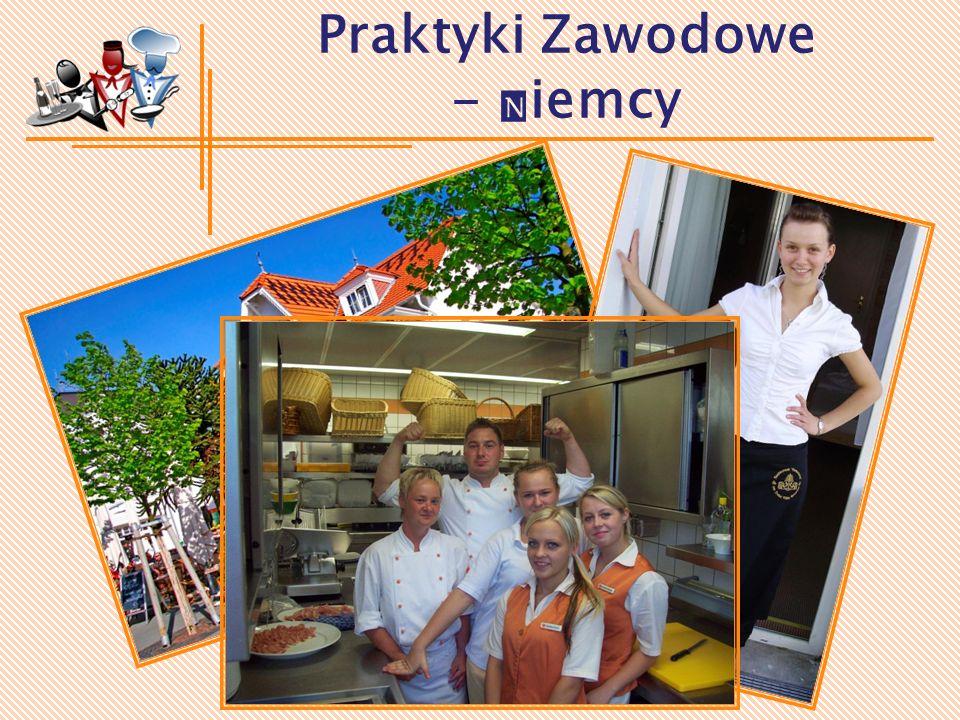 Praktyki Zawodowe - Niemcy