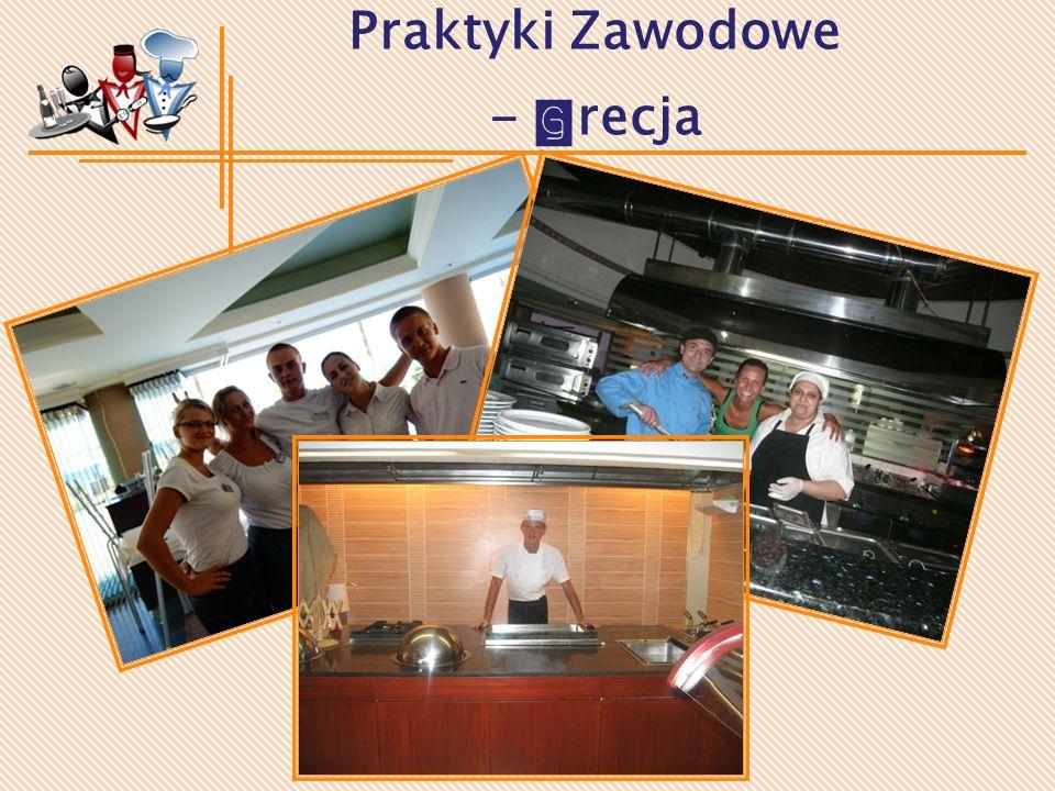 Praktyki Zawodowe - Grecja