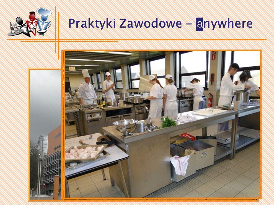 Praktyki Zawodowe - anywhere