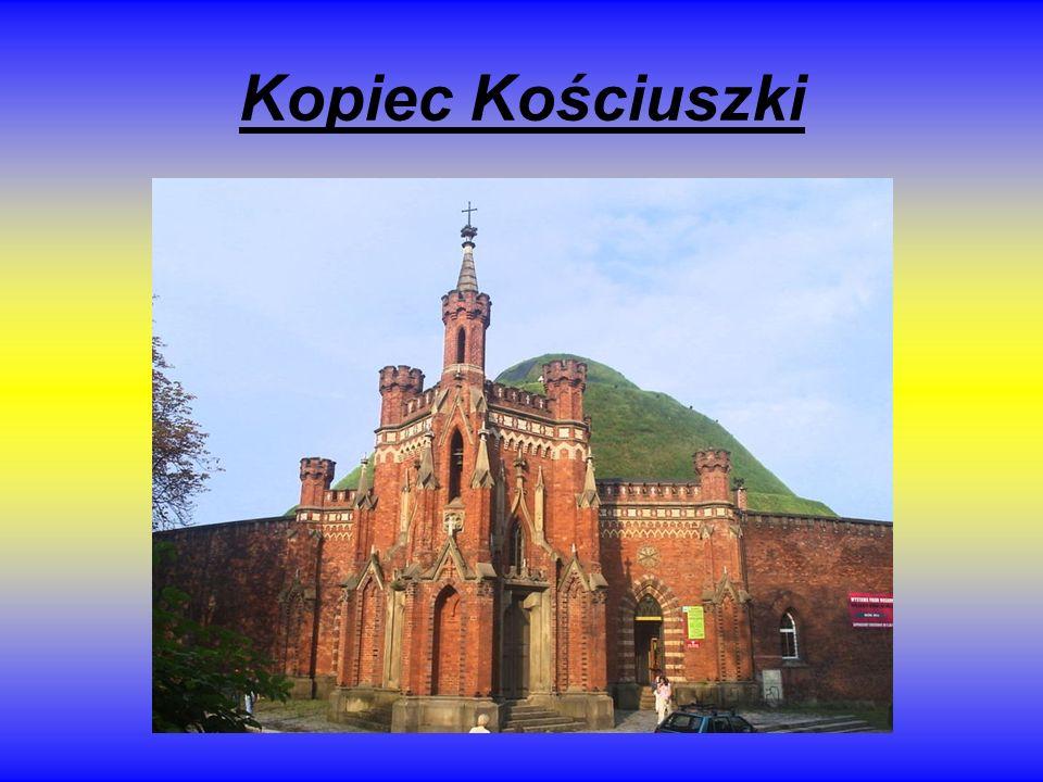 Kopiec Kościuszki