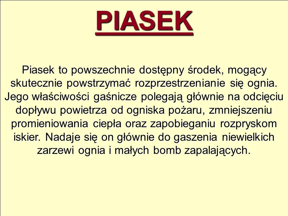 PIASEK