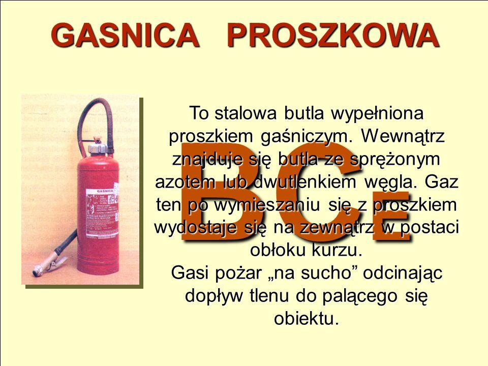 GASNICA PROSZKOWA