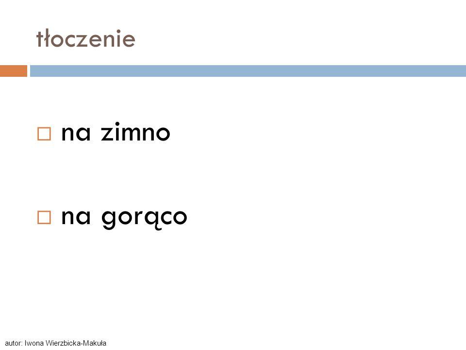 tłoczenie na zimno na gorąco autor: Iwona Wierzbicka-Makuła