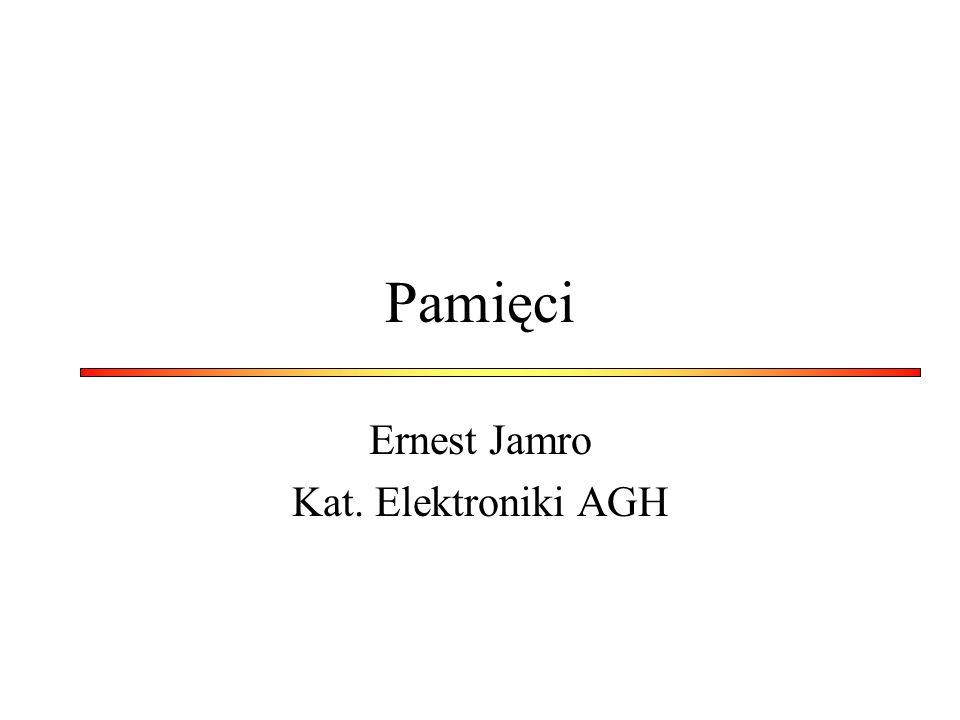 Ernest Jamro Kat. Elektroniki AGH