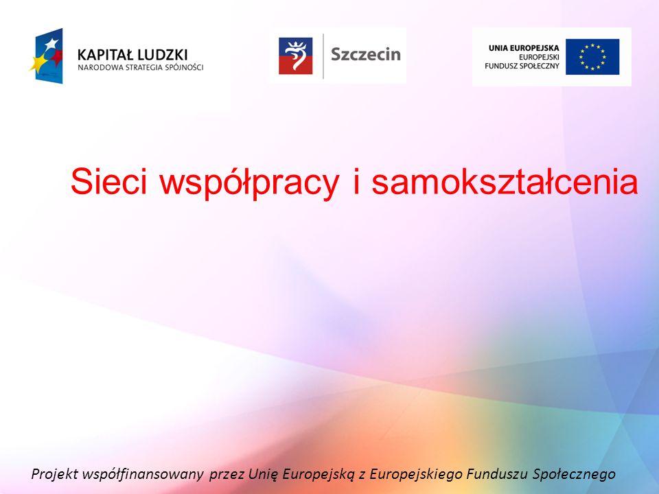 Sieci współpracy i samokształcenia
