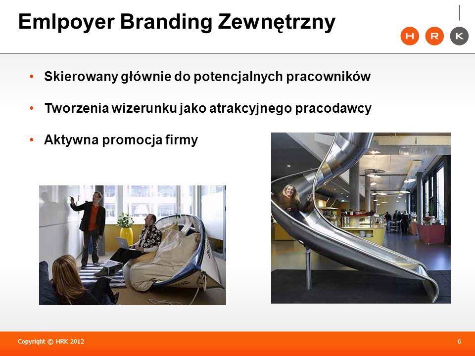 Emlpoyer Branding Zewnętrzny