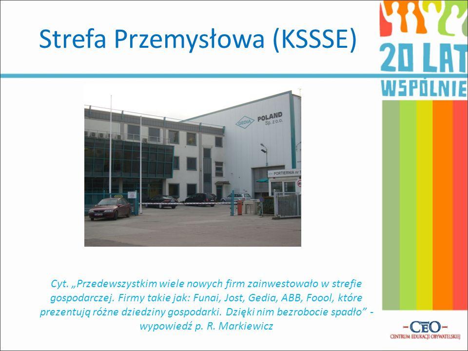 Strefa Przemysłowa (KSSSE)