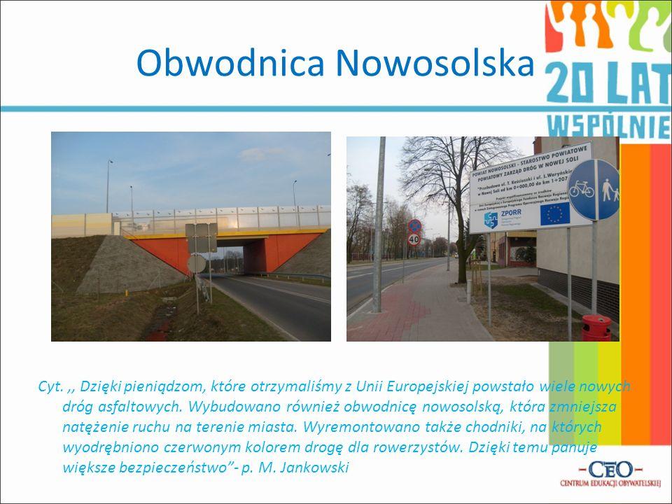 Obwodnica Nowosolska
