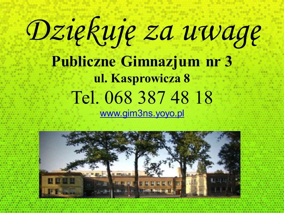 Publiczne Gimnazjum nr 3