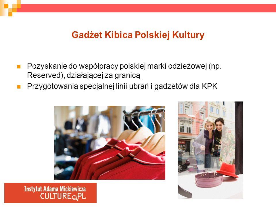 Gadżet Kibica Polskiej Kultury