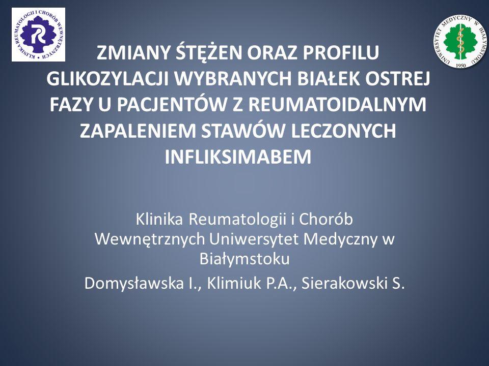 Domysławska I., Klimiuk P.A., Sierakowski S.