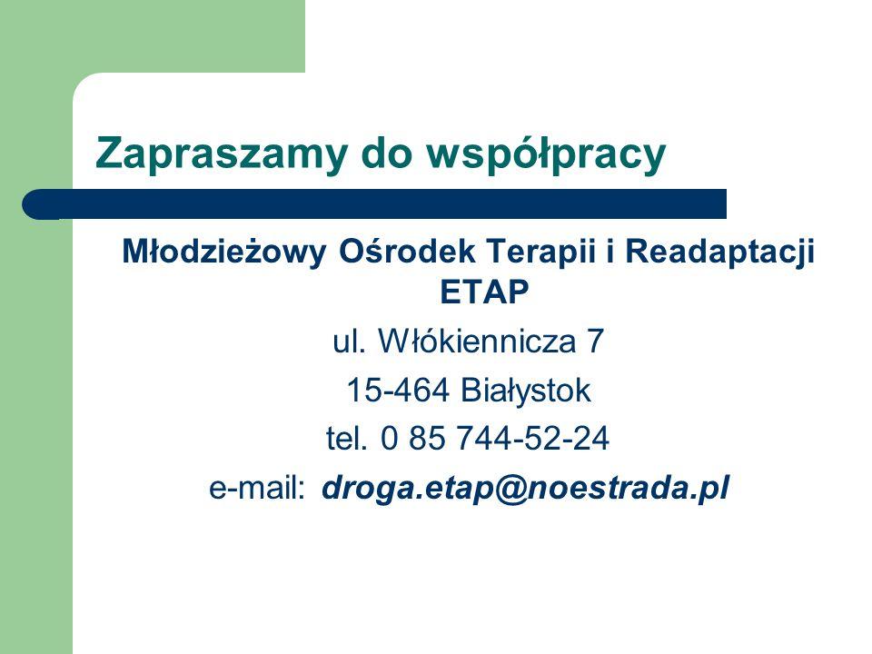 Zapraszamy do współpracy