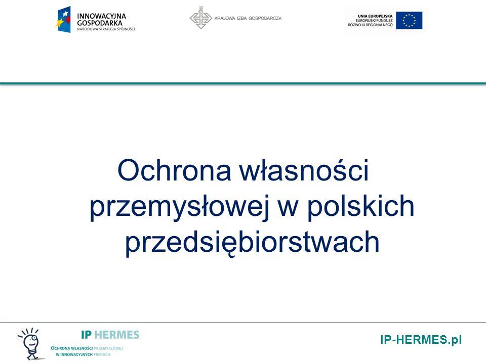 Ochrona własności przemysłowej w polskich przedsiębiorstwach