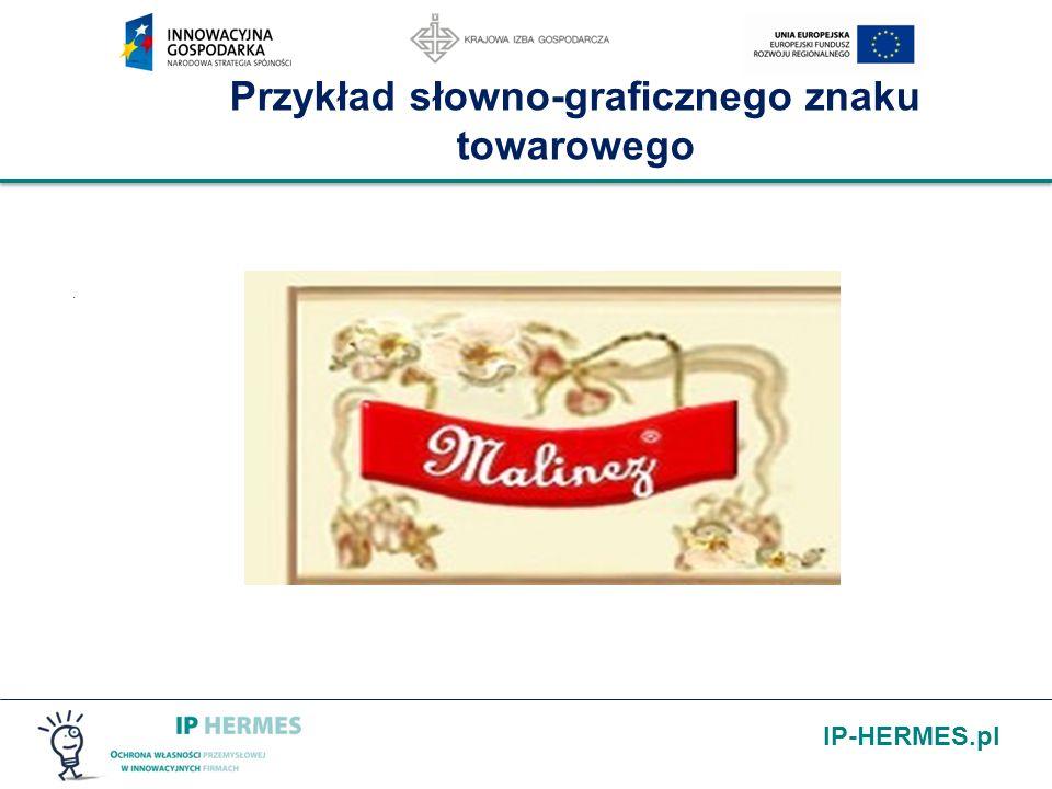 Przykład słowno-graficznego znaku towarowego