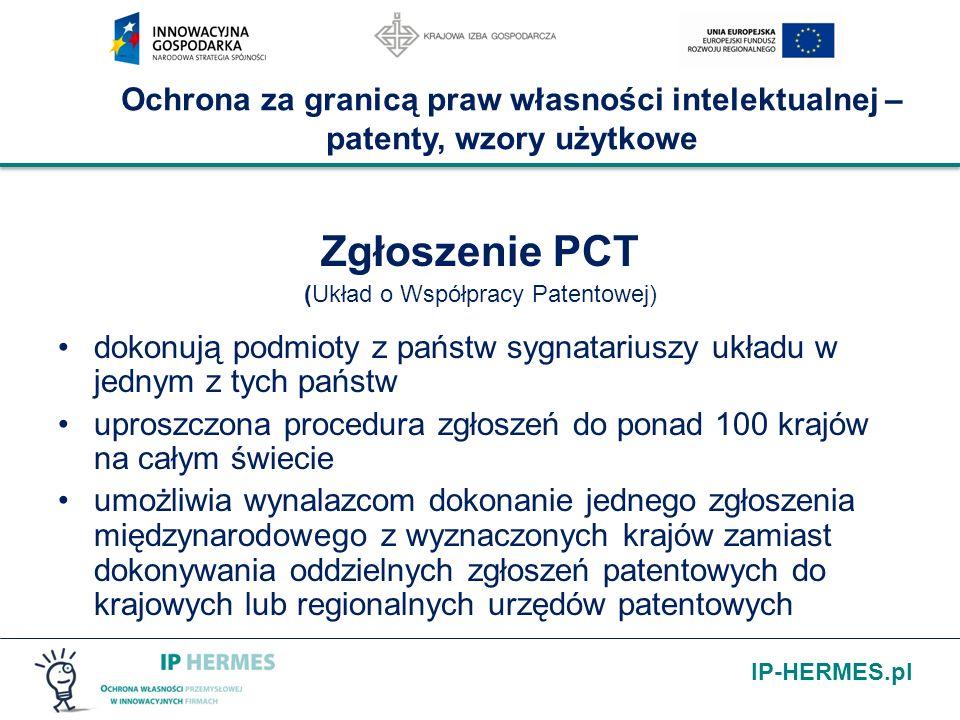 (Układ o Współpracy Patentowej)