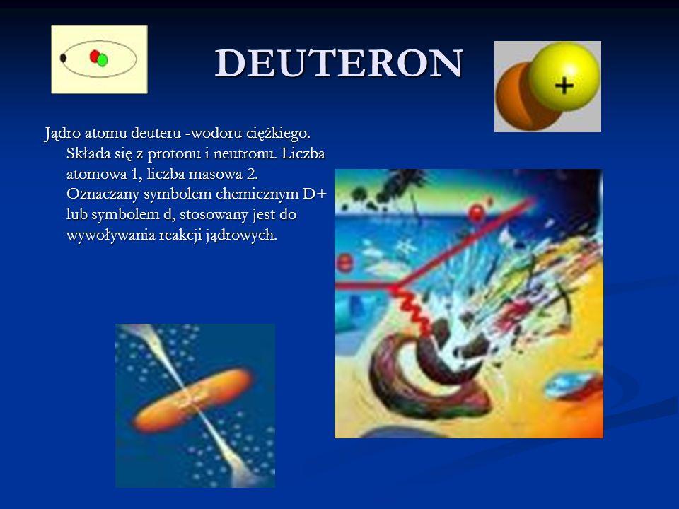 DEUTERON