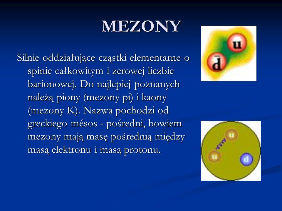 MEZONY
