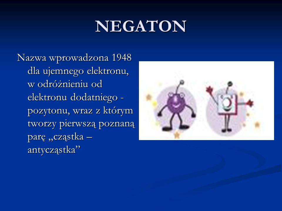 NEGATON