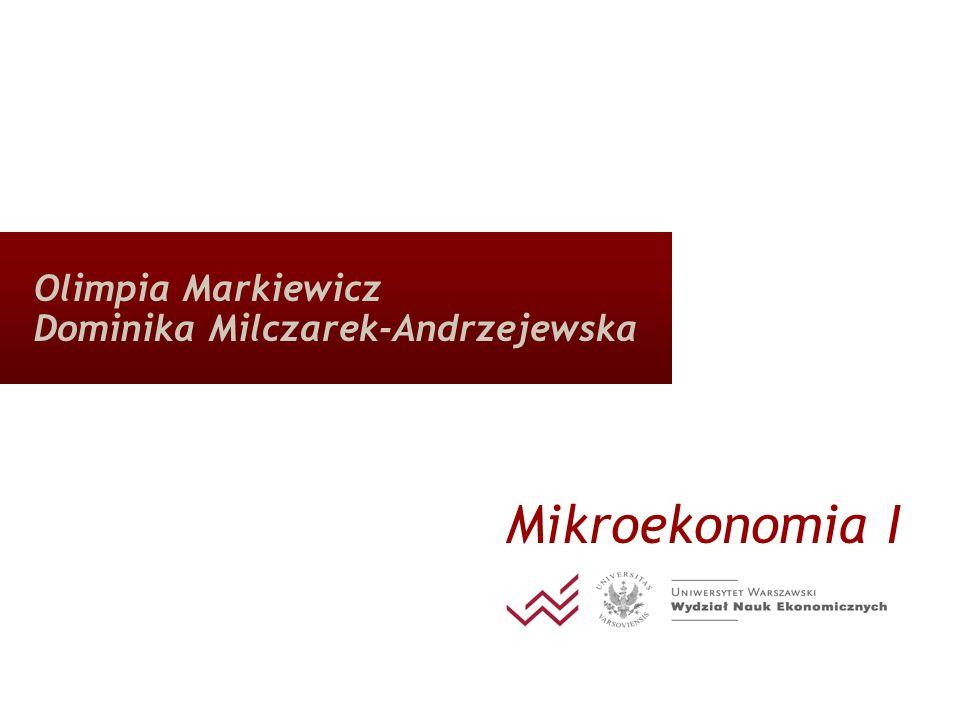 Olimpia Markiewicz Dominika Milczarek-Andrzejewska