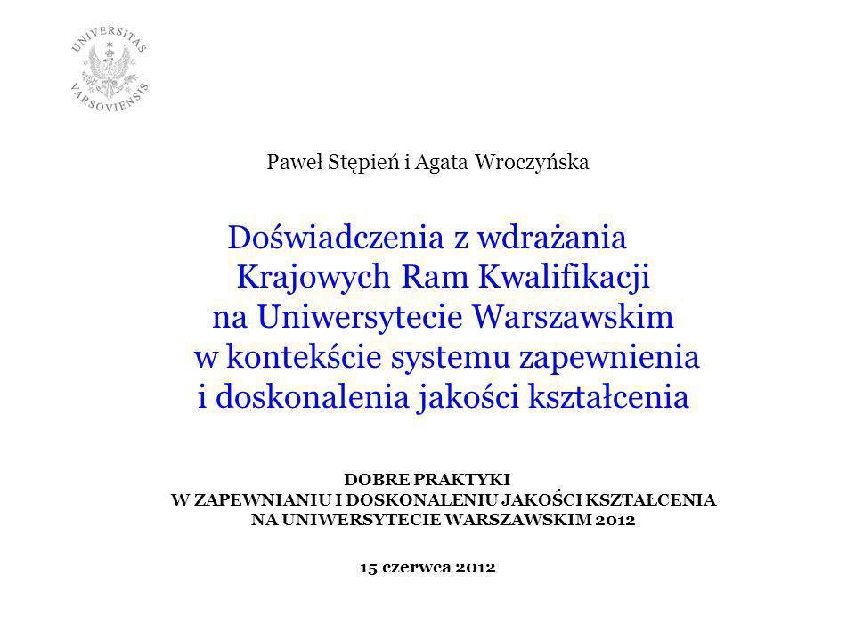 Paweł Stępień i Agata Wroczyńska