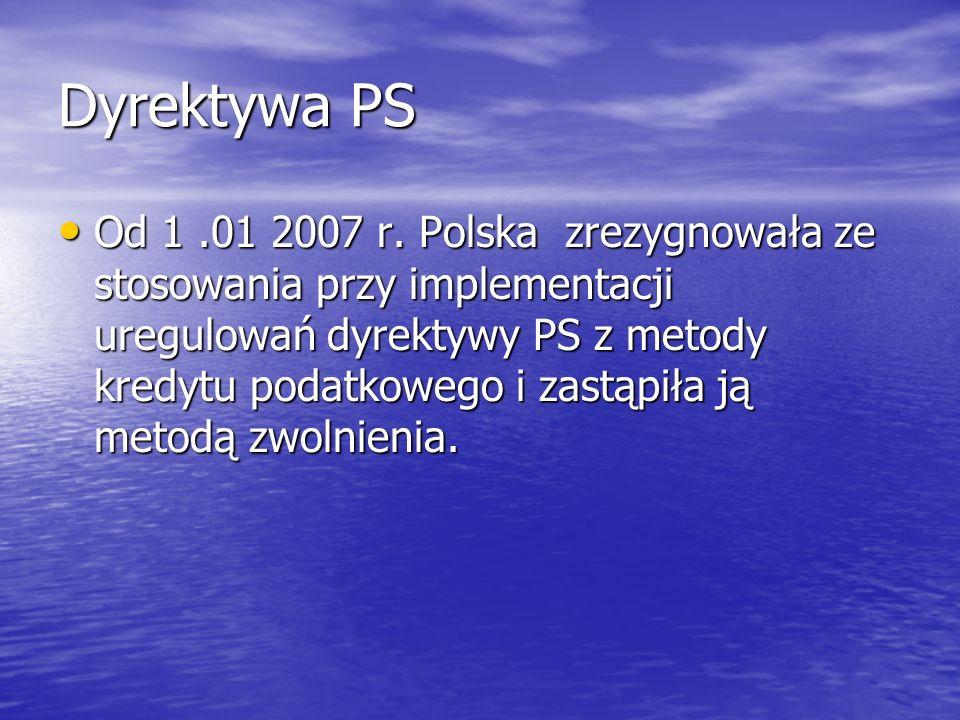 Dyrektywa PS