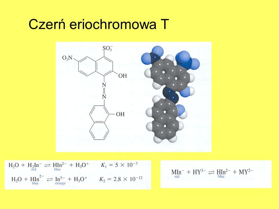 Czerń eriochromowa T