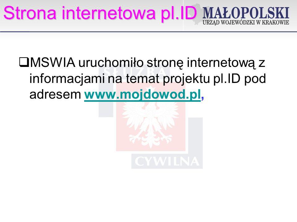 Strona internetowa pl.ID