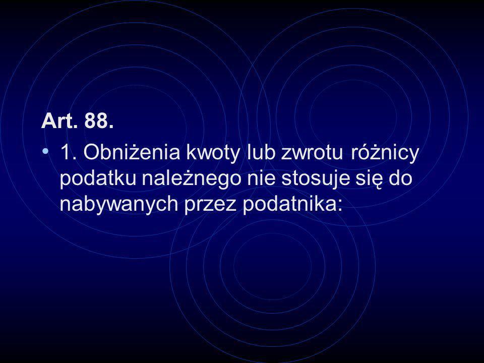 Art. 88. 1.