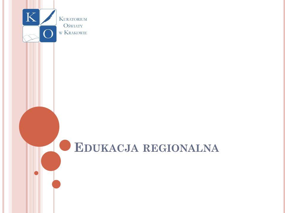 Edukacja regionalna