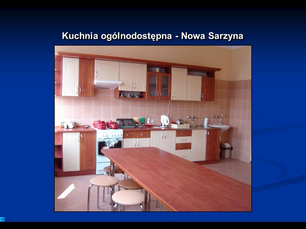 Kuchnia ogólnodostępna - Nowa Sarzyna