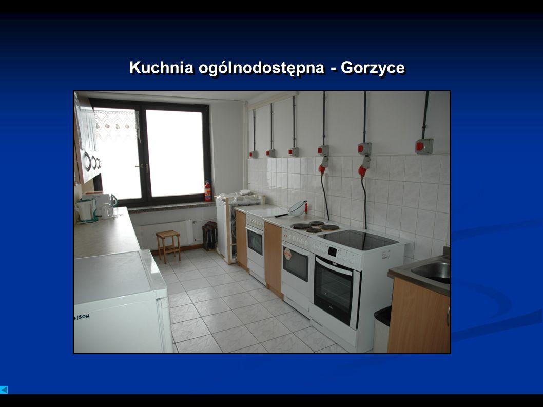 Kuchnia ogólnodostępna - Gorzyce