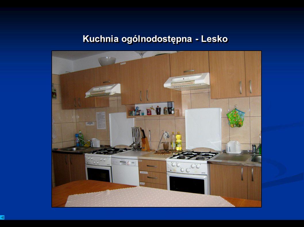 Kuchnia ogólnodostępna - Lesko
