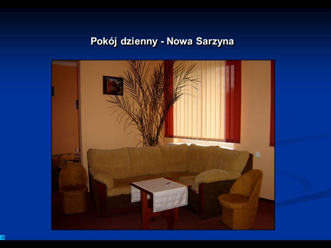 Pokój dzienny - Nowa Sarzyna