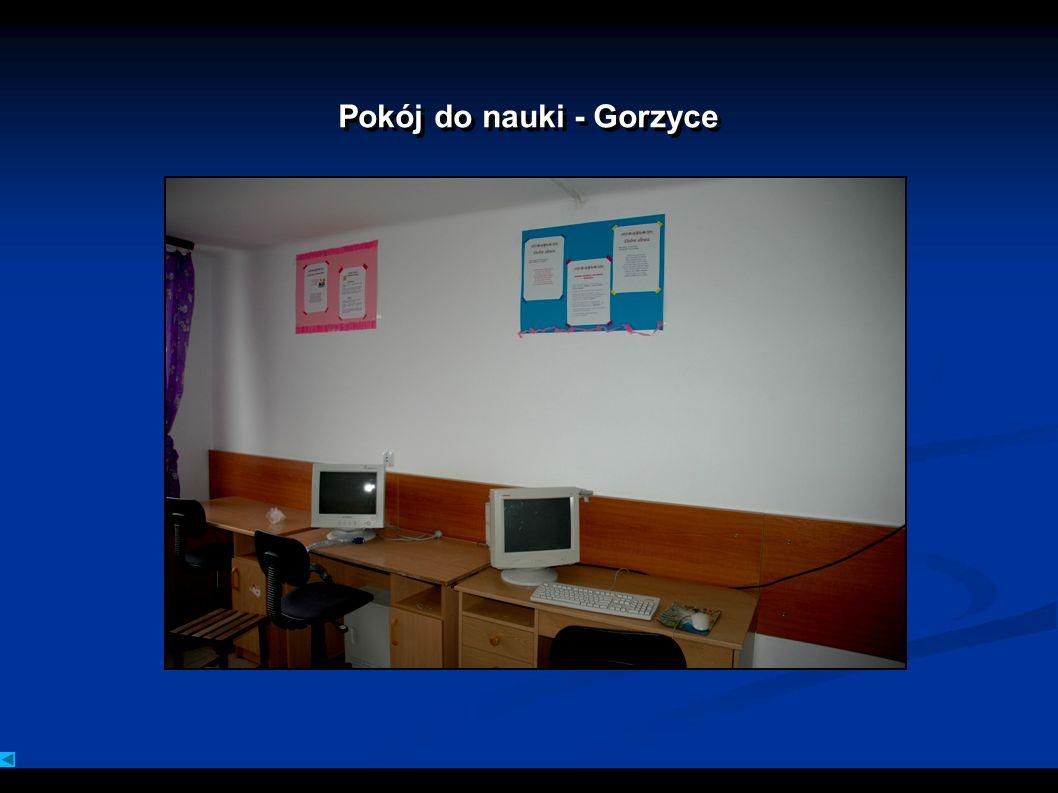 Pokój do nauki - Gorzyce